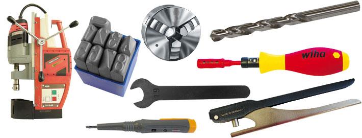 Utensileria e articoli industriali